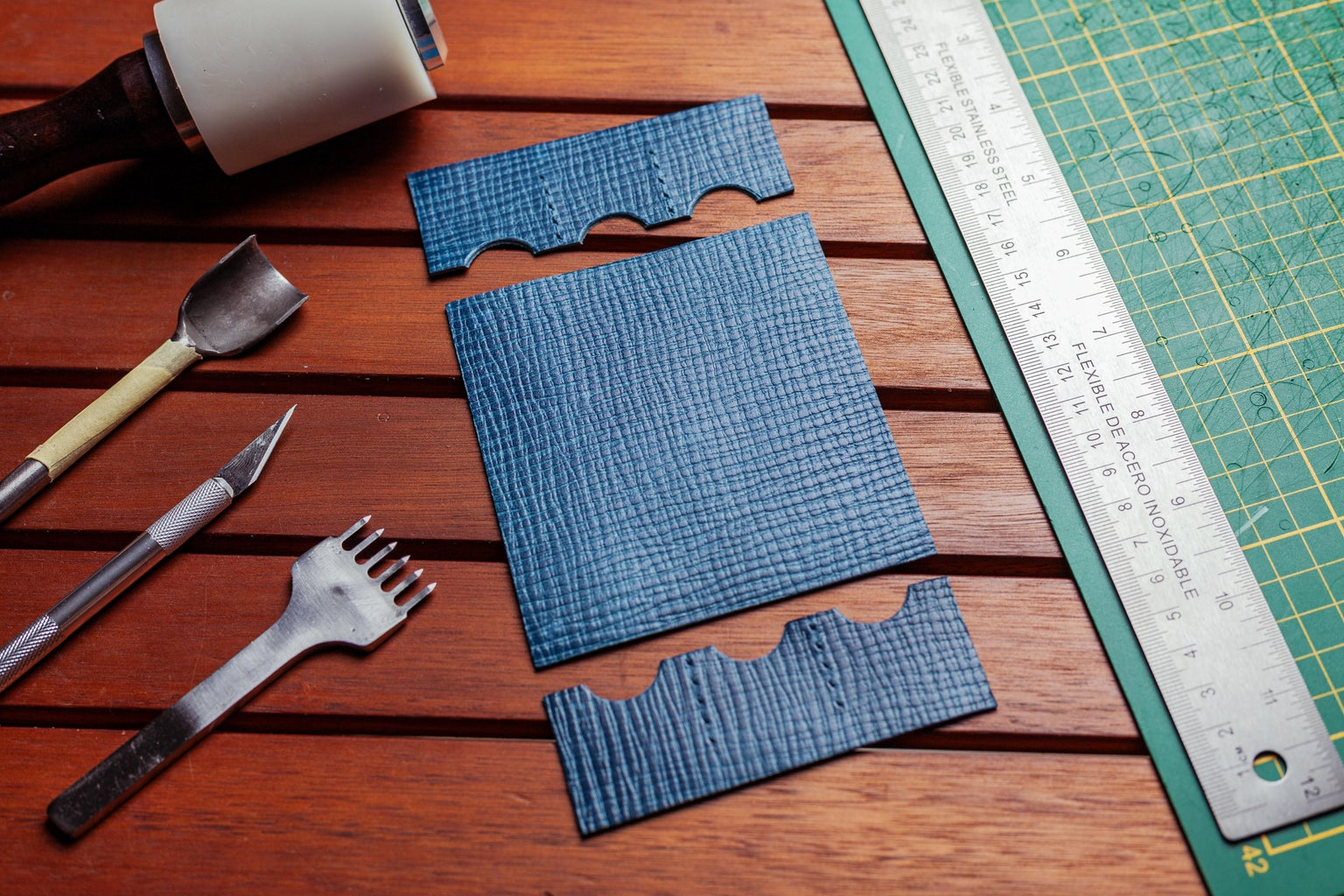 Print, Cut and Tracing Out the Pattern