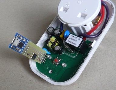 Sonoff Programmer, USB Serial With 3.3v Regulator