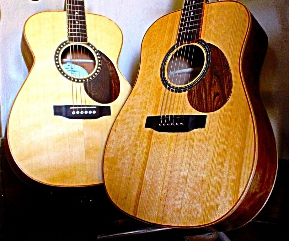 Resetting the Neck on an Acoustic Guitar