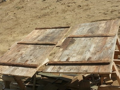 Find Some Old Wood to Salvage