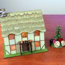 Cómo diseñar y cortar con láser un edificio Steampunk y una casa de campo para un terreno de juego de guerra