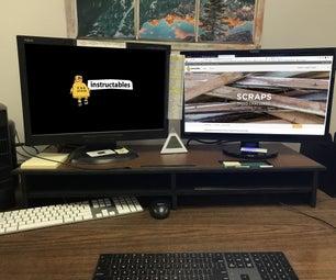 桌面管理器-显示器支架