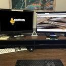 Desktop Organizer - Monitor Stand