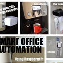 DIY - Smart Office Automation Using Raspberry Pi