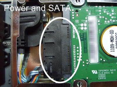 Switch Hard Drives
