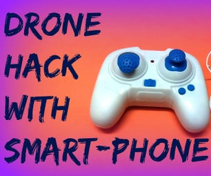 How Charge Drone With Smartphone ????