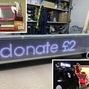 Vehicle Mounted Waterproof LED Signs