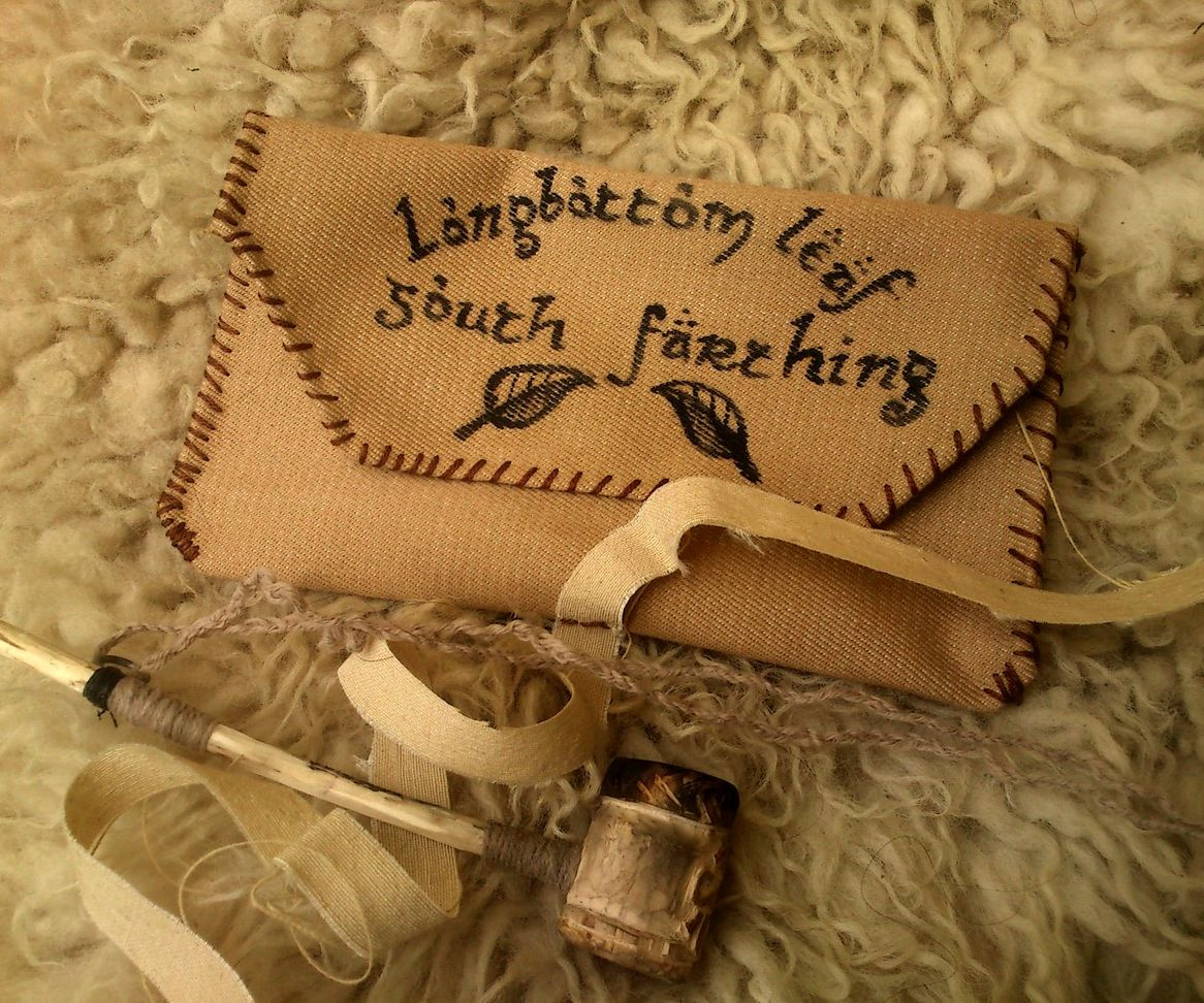 Lord Of The Rings Tobacco pouch