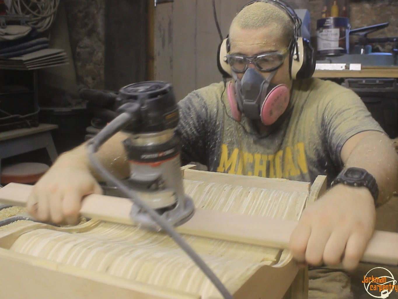 Shaping the Seat