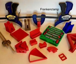 用于木工的更多3D印刷小工具