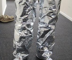 Super Shiny Space Leggings