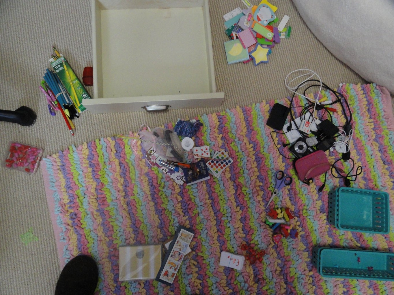 Organize Stuff Into Little Piles