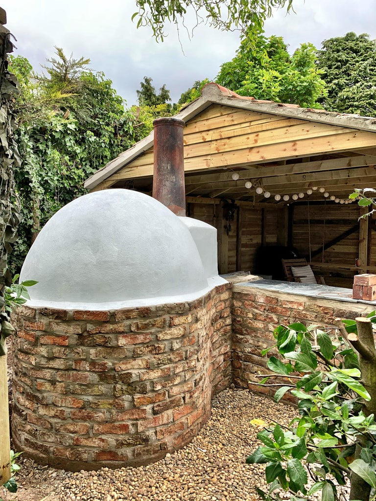 Dome Insulation and Completion