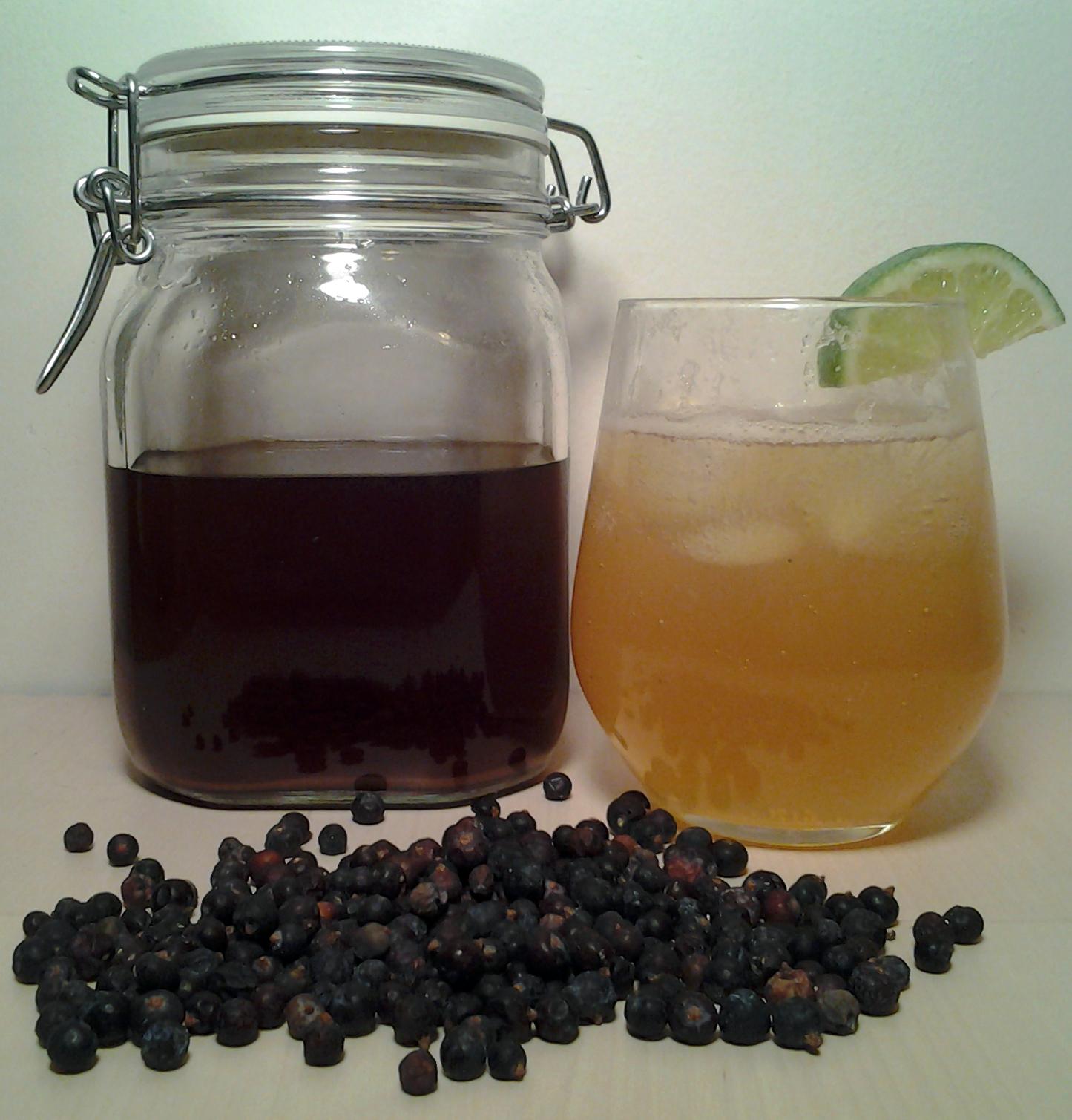 DIY Compound Gin