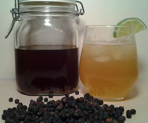 DIY Compound Gin