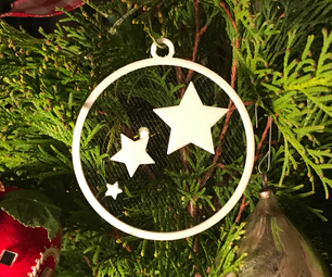 3D Printed Floating Ornaments