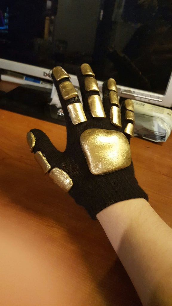 Get Your Gloves and Prepare to Robot Rock!