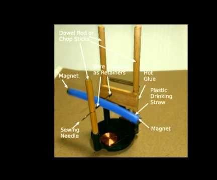 Solar Powered Flower Motor Hack