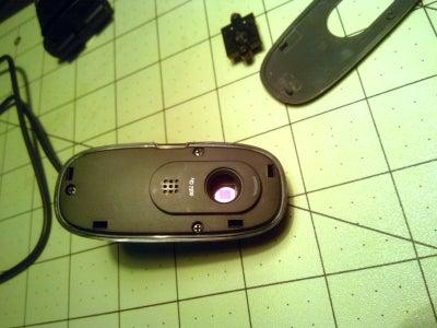 Exposing the Sensor