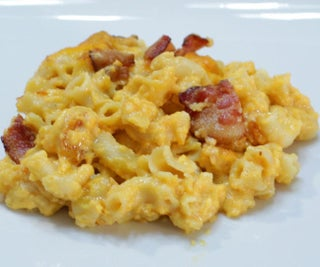 Mac and Cheese With Bacon!