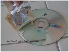 Retirar El Forro Del CD
