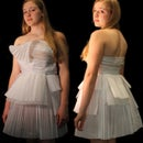 How to Make a Pleated Paper Dress