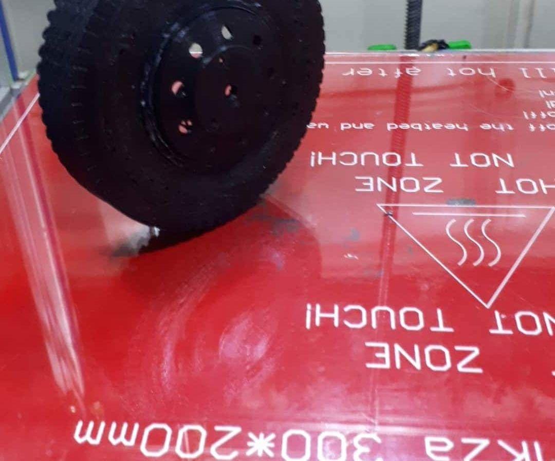 Rc Car Tire Tpu Flexible