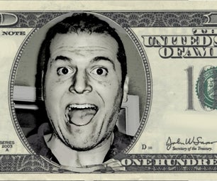 Dollar Hack: Put Your Face on a Dollar With GIMP