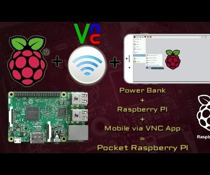 Pocket Raspberry Pi on Smartphone | Remotely Access Anywhere