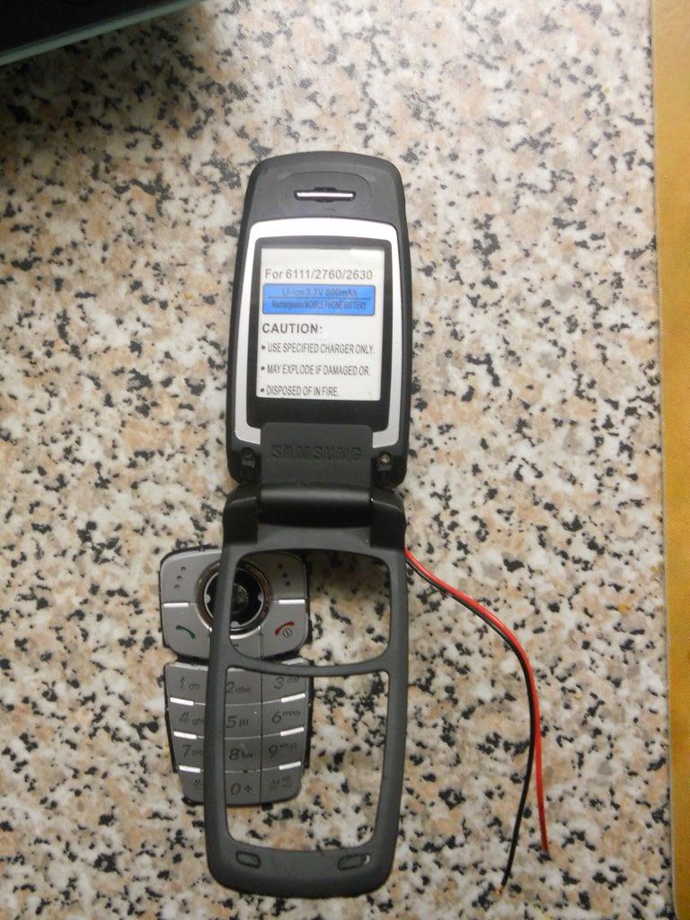 Battery Installation