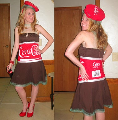 Coca-Cola Costume