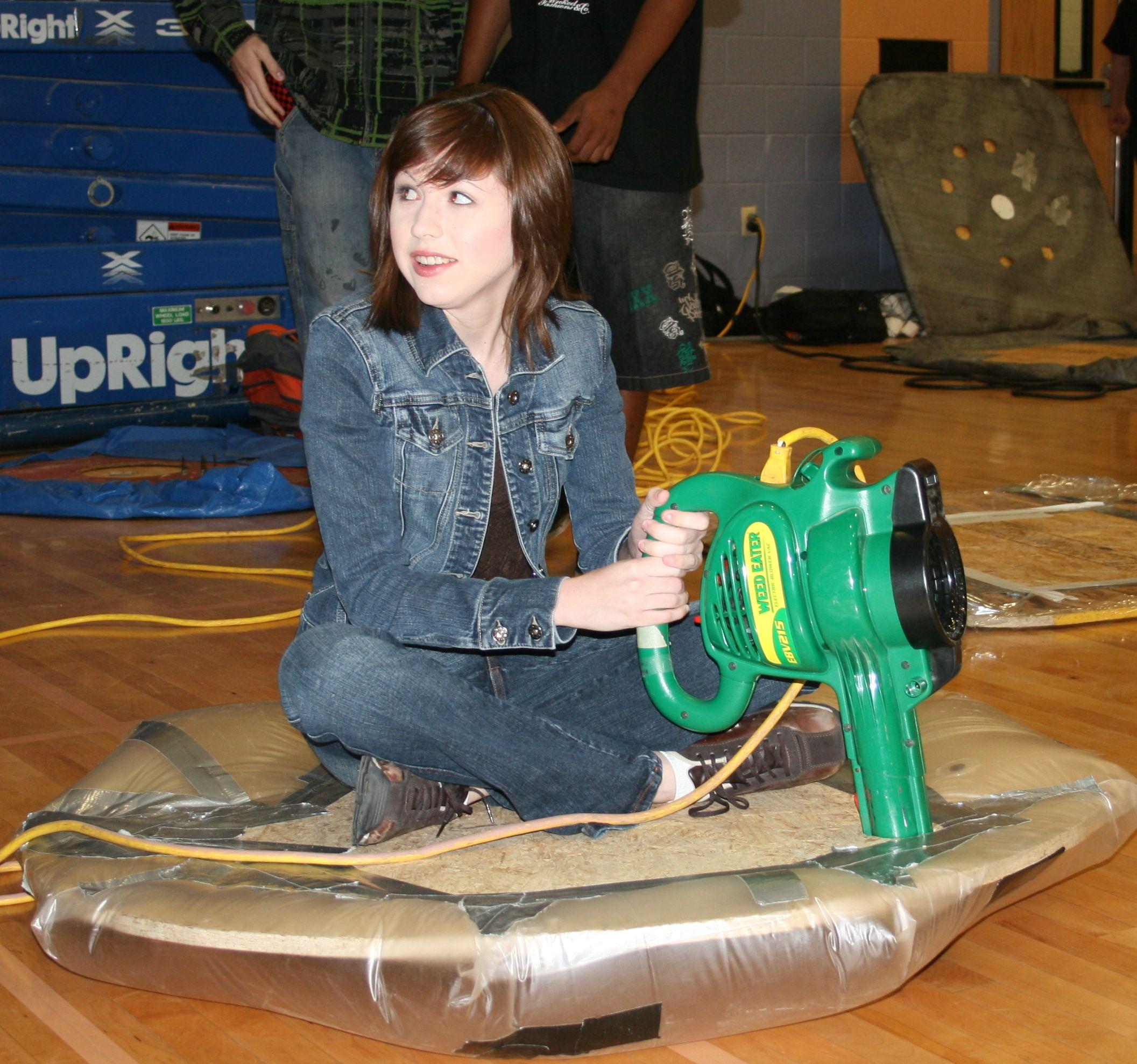 How to Create a Hovercraft