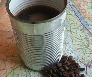 3 Part Coffee Machine