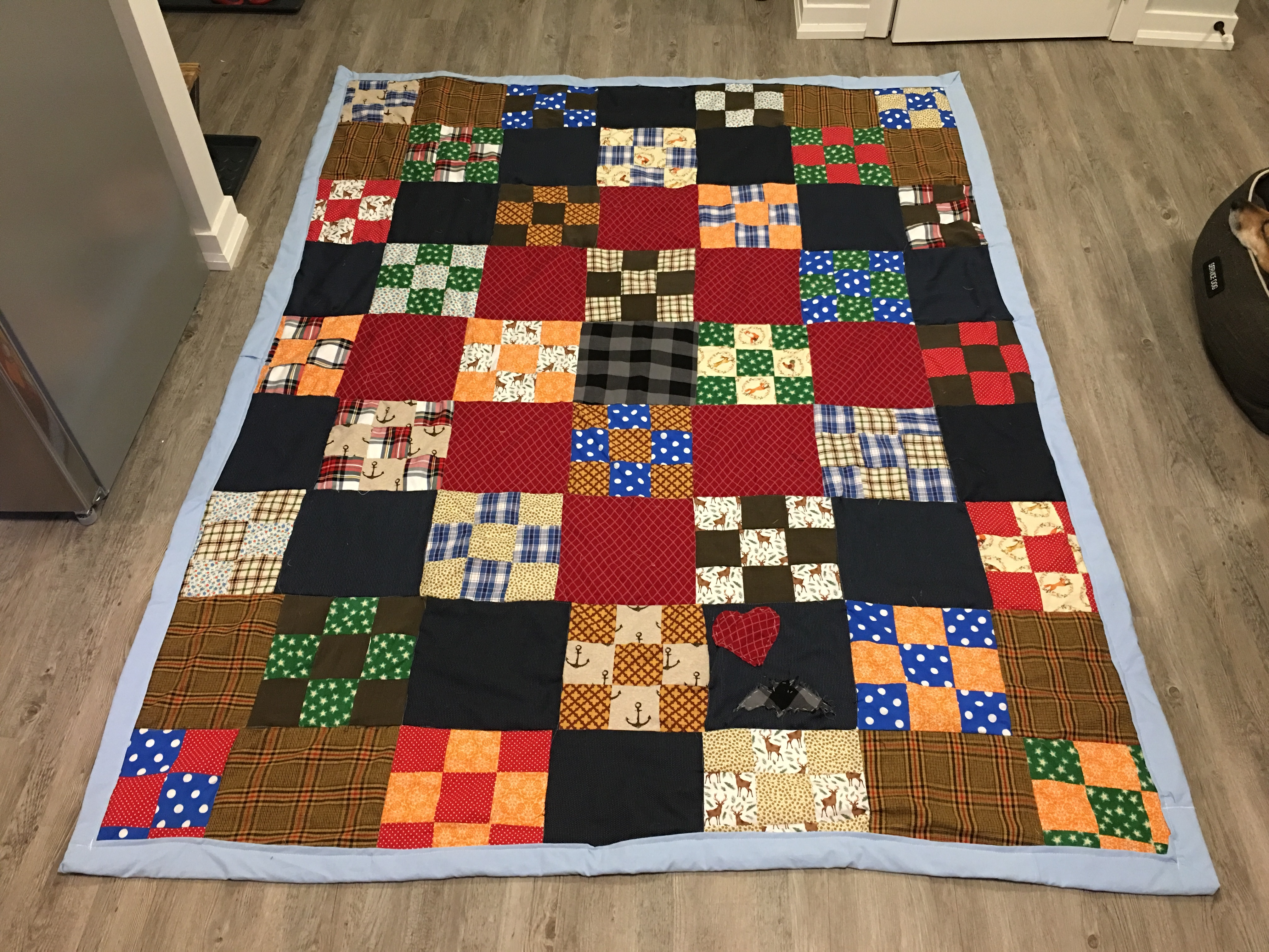 How to Sew a Quilt! (quilting 101)