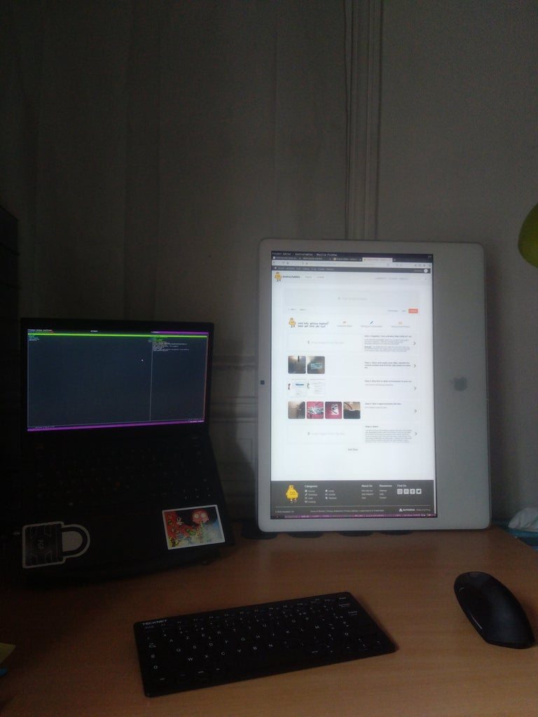 Turn a Broken IMac 2009 24 Into a Secondary Vertical Display