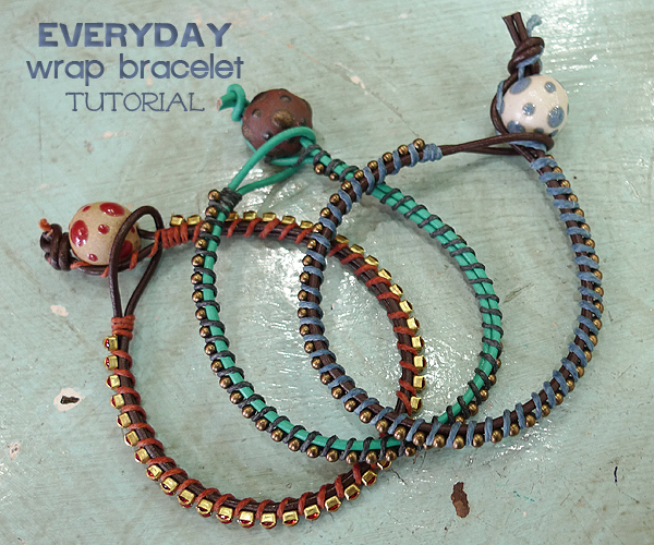 Everyday Wrap Bracelet