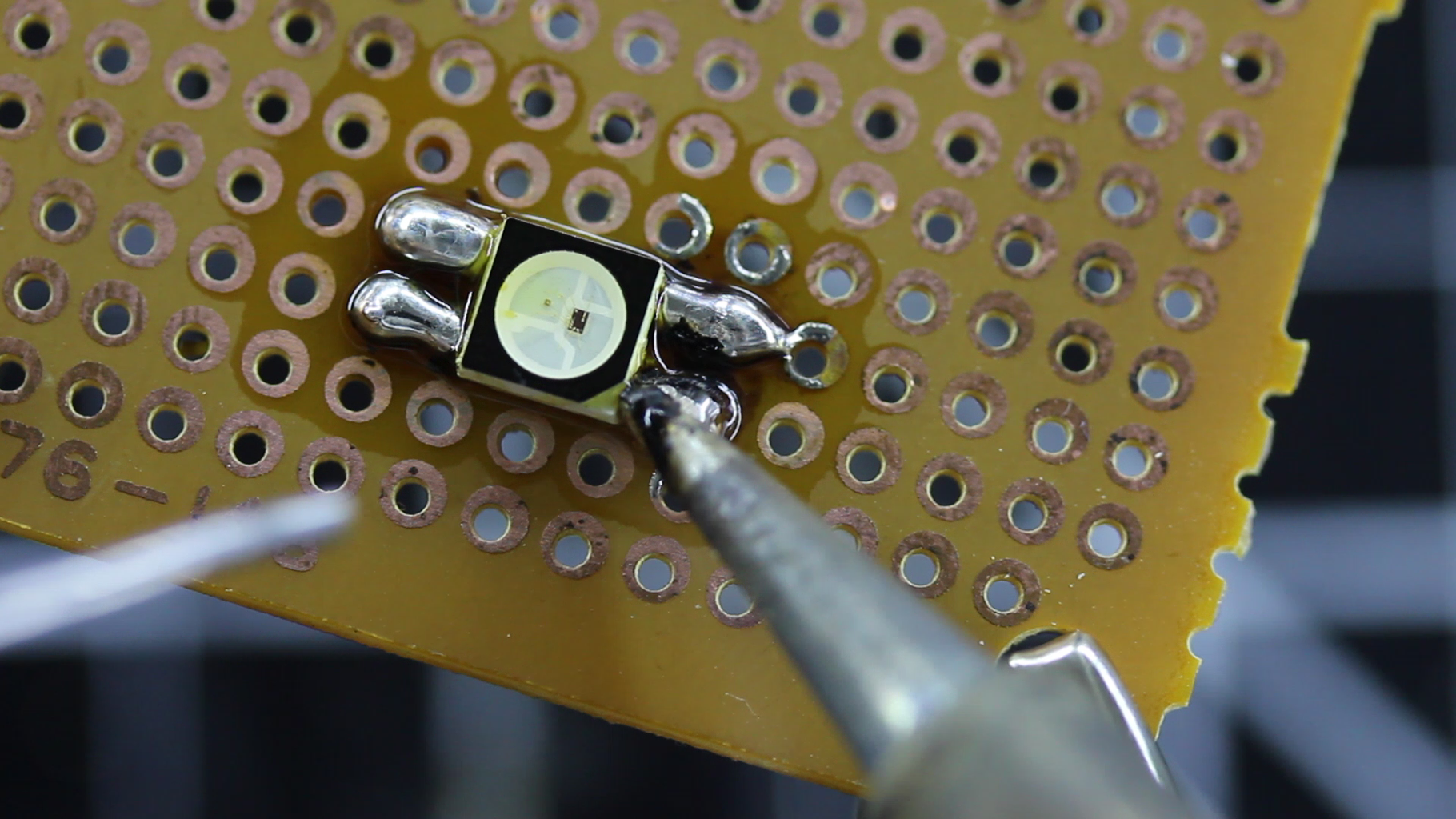 Experiment: Surface Mount LED
