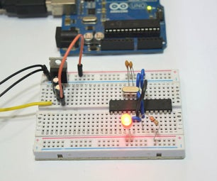 How to Build an Arduino Uno on a BreadBoard