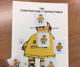 The  Constructable Instructable Game
