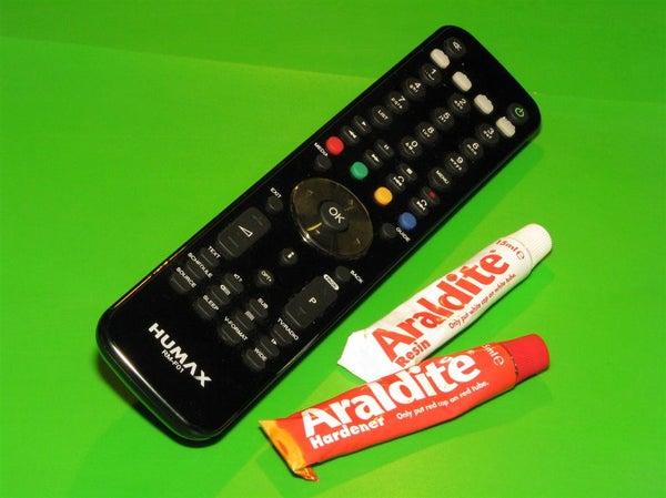 Never Lose That TV Remote Again.