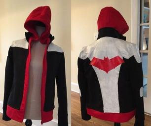 Make a Red Hood Jacket (Arkham Knight)
