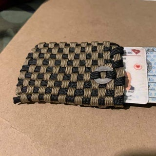 Paracord Wallet