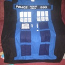 Make a Tardis Blanket