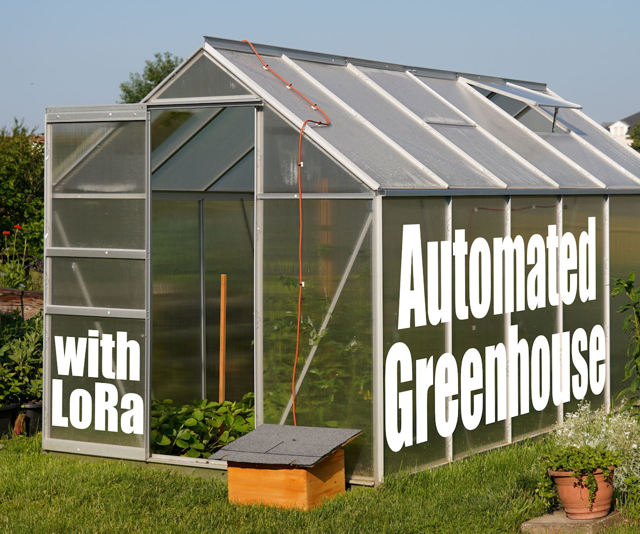 Automating a Greenhouse With LoRa! (Part 1)    Sensors (Temperature,  Humidity, Soil Moisture)