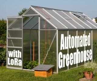 用洛拉自动化温室!(第1部分)||传感器(温度,湿度,土壤水分)