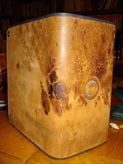 How to Steampunk a Firewire HDD