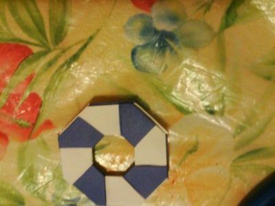 How to Make a Paper Transforming Disc