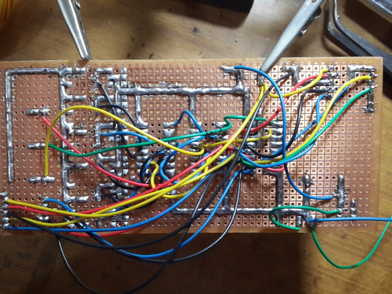Soldering and Jumper Wires