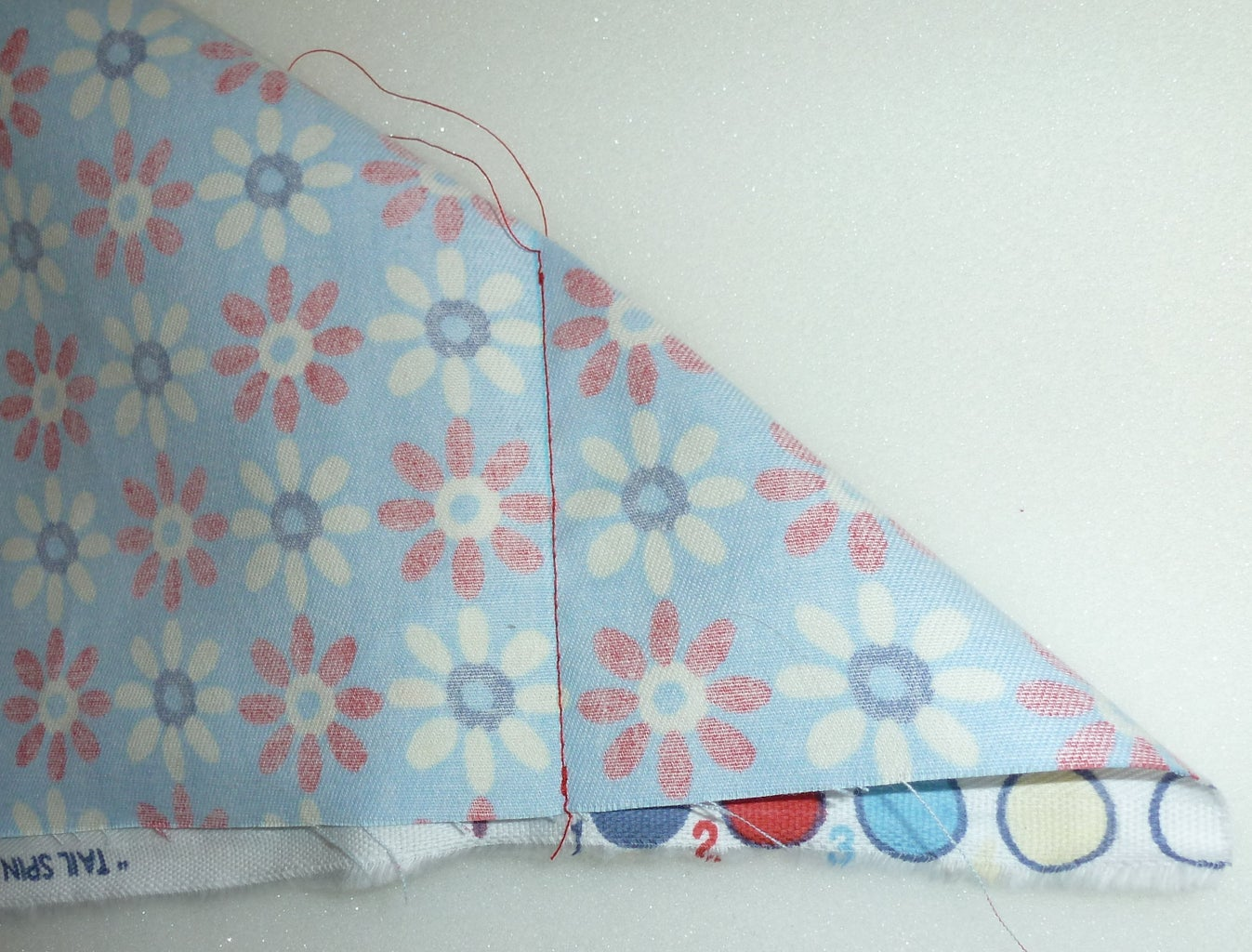 Making the Cushion