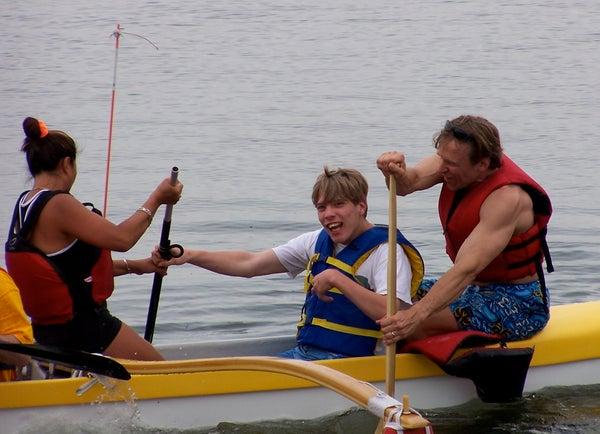 Adaptive Paddle
